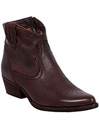 Felmini - Scarpe Donna - Innamorarsi Com West B504 - Stivaletti Cowboy    Biker - in fb4557db746
