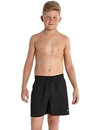 Speedo Jungen Watershorts Logo mit Farbpasse 15 zoll