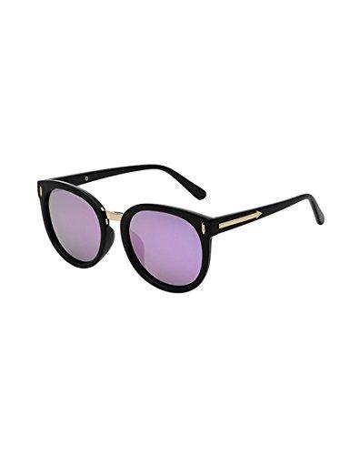 Die neuen Kinder sind helle reflektierende polarisierte Sonnenbrille Fashion große Kinder 5-14 Jahre alte Sonnenbrillen ( Farbe : 1 )