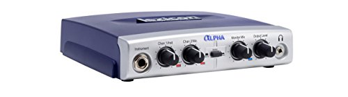 Lexicon ALPHA - Interfaz de audio, color purpura