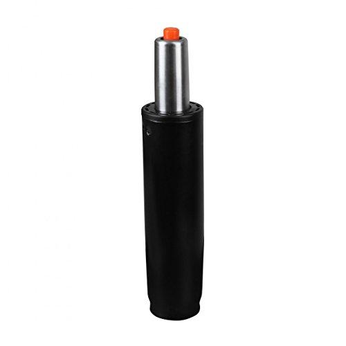 AMSTYLE Gasdruckfeder schwarz Metall bis 180 kg 250-315 mm   Gasfeder Höhenverstellung 7 cm   Gas-Lift Gasdruckdämpfer für Stühle