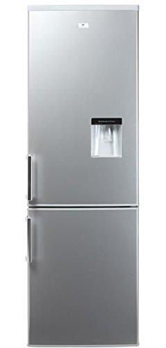 Continental Edison FC244DS Autonome 244L A+ Acier inoxydable réfrigérateur-congélateur - réfrigérateurs-congélateurs (Autonome, Acier inoxydable, Droite, 244 L, 174 L, Bas-placé)