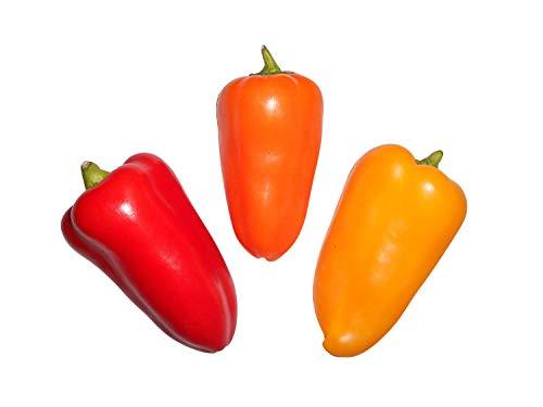 Paprika Mix (Snackpaprika) 30 Samen