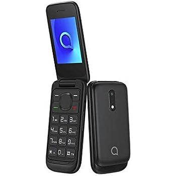 Alcatel 2051X 2.4 97g Negro, Color Blanco: Amazon.es