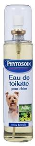 Phytosoin - 091294 - Chiens - Eau de Toilette pour Mâles - 150 ml