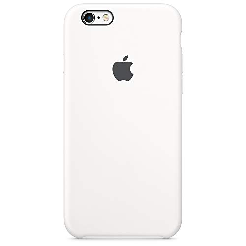 Apple Funda Silicone Case (para el iPhone 6s) - Blanco