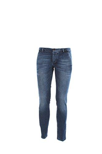 Jeans Uomo No Lab 38 Denim Ai16pnup502otlb067b Autunno Inverno 2016/17