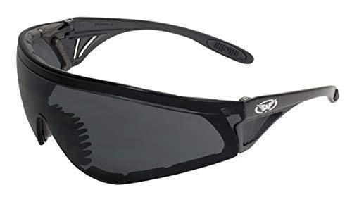 Global Vision Eyewear Python Sicherheit, Gläser Rauch Objektiv