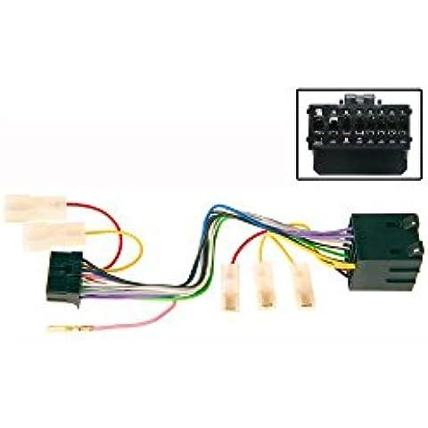Conector ISO original para radios PIONEER