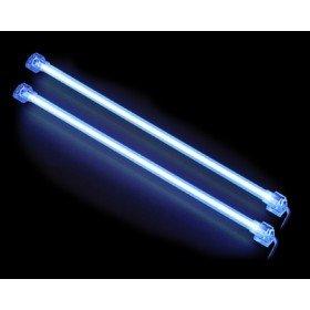 Revoltec Cold Cathode Twin Set - Systemgehäusebeleuchtung (Neon) - Blau, RM123 - Neon Ton