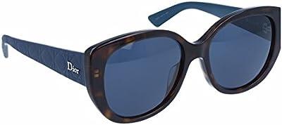 Christian Dior Diorlady1N Ku, Gafas de Sol para Mujer, Dark, 55