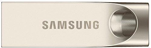 Samsung Memory Bar USB Flash Drive Speicherstick 128GB (USB 3.0, abwärtskompatibel zu 2.0, bis zu 130MB/s) silber