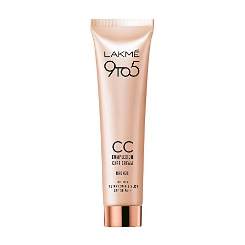 Lakme 9 to 5 Complexion Care Face Cream, Bronze, 30 g