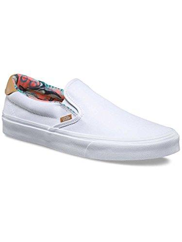 Vans Herren Ua Slip-On 59 Sneakers Weiß