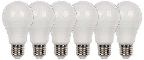 Westinghouse Lighting LED PC+ALU E27, 9 W, warmweiß 6 pieces Pack 6 Einheiten