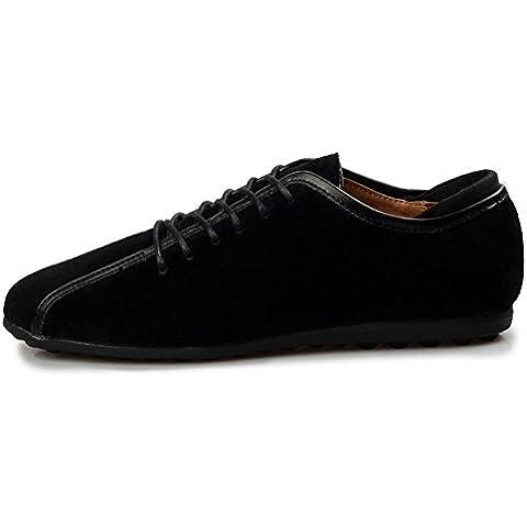 Tendencias verano ocio zapatos/Corte de encaje inglés bajo zapatos/Zapatos de frijoles