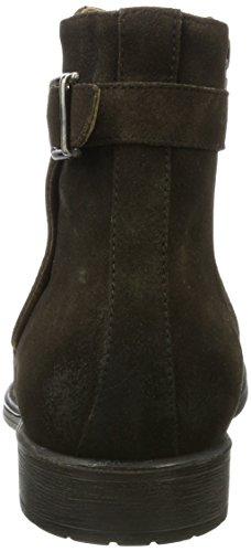 Geox Herren U Jaylon A Klassische Stiefel Braun (Mud)