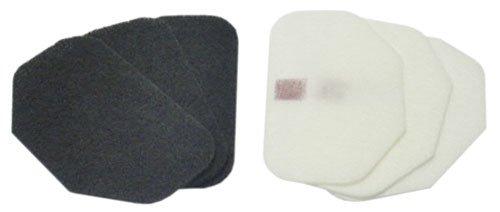 Delonghi-filtro per friggitrice 3 vapore 3 carbone attivo, 5525106600