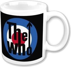Target Logo (Mug) Tasse im Geschenkkarton (Corp Target)