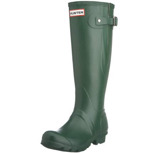 Hunter Original Adjustable W23706, Stivali, Unisex adulto Verde (Vert (Vert-V.4))