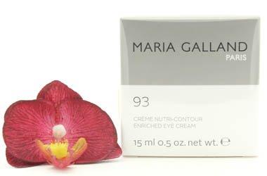 Maria Galland 93 Creme Nutri-Contour Augencreme mit Hyaluronsäure, 15ml