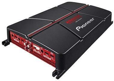 Pioneer GM-A6704 Bridgeable 4 Channel Amplifier (Black)