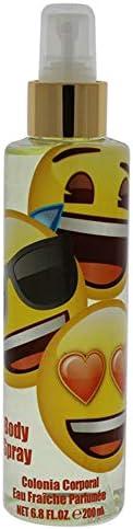 Air-Val Emoji Body Spray Colonia For Children, 200 ml