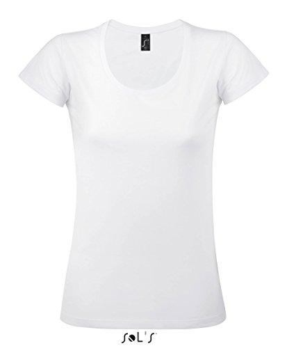 Sol' s-Women' s T-Shirt Must Bianco