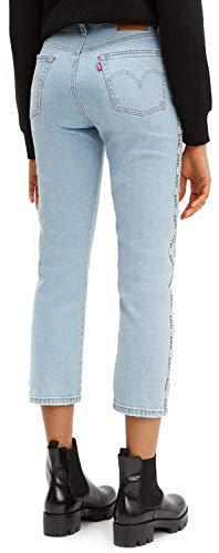 Levi's Jeans Levis 501 36200 Light Blue Size:24 -