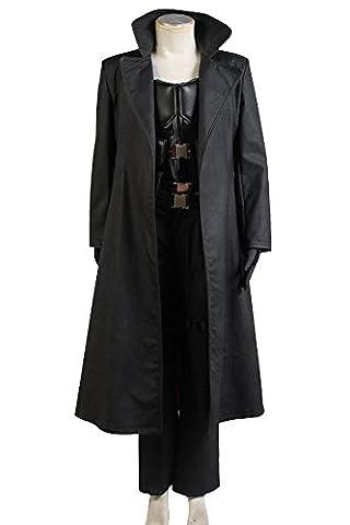 Blade Wesley Snipes the Vampire Slayer Veste Costume Gilet Pantalons Suits Taille europeenne L