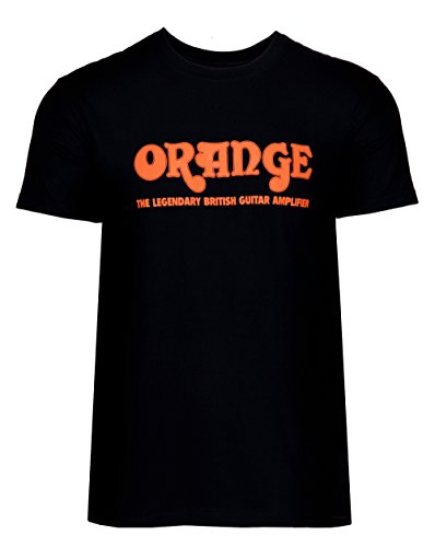 Greucy-darkOrange Amplifiers Classic T-Shirt Black