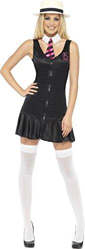 Smiffy's - Schulmädchen - Fieber - Adult (Adult School Girl Kostüm)