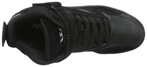 Supra Herren Bleeker High-Top Schwarz (BLACK / BLACK- BLACK 092)