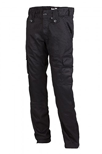 Motorcycle Bull-It SR6 Cargo Relaxed Jeans 32 Leg Black 42' Waist
