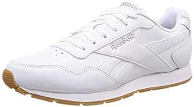 Reebok Damen Royal Glide Sneaker Weiß (White/Steel/Gum 0) 36 EU