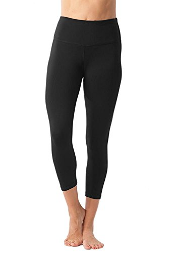FIRM ABS Women Cool Dry Compression Pants Tights Base Layer Leggings Best Running/ Workout (Walking Curvy Shorts)