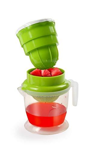 Floraware Plastic 2in1 Hand Juicer, Multicolour