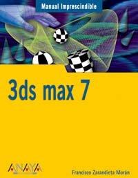 3DS Max par Francisco Zarandieta Morán