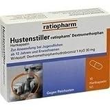 Hustenstiller-ratiopharm Kapseln, 10 St.