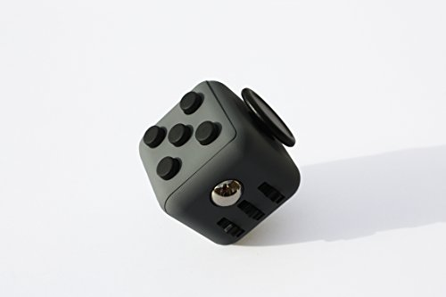Fidget Cube 1Pcs 6-side Toy Stress Relief For Adults Children 12+ PRE ORDER 10 NOV - 14 NOV (Grey)