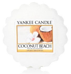 Coconut Beach Tarts Wax Melt by Yankee Candle