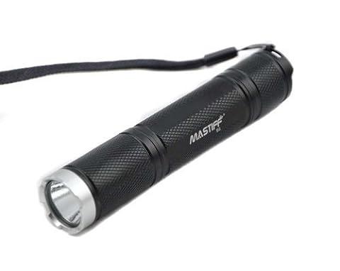 Mastiff B2 3 W CREE XR-E à 200 Lumens LED Q5 Mini lampe - 1 mode Lampe torche de Eau de Cologne Lampe torche