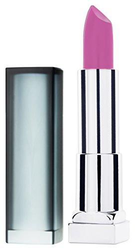 Maybelline New York Make-Up Lippenstift Color Sensational Creamy Mattes Lipstick Rose Rush/Sanftes Rosa mit mattierendem Finish, 1 x 5 g (Lippenstift Mädchen Mit Rosa)
