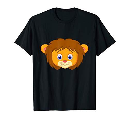 Kostüm Lustig Mädchen College - Lustige Löwe Kostüm Halloween Weihnachten Geschenk Kinder T-Shirt