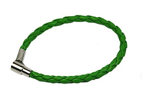 vert-tresse-bracelet-damitie-tresse-bentleys-bargain-warehouse-en-cuir-de-surf-surfer-style-bracelet