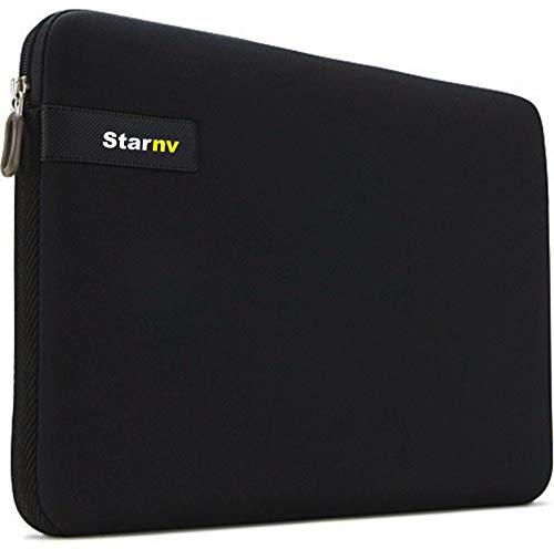 Starnv Expandable Sleeve/Slip Case, 15.6-inch (Black)