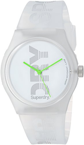 Superdry Damen-Armbanduhr SYL189WE