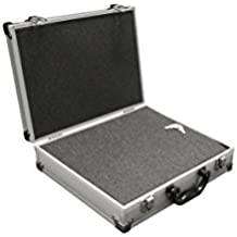 PeakTech universal de aluminio maletín, M, 295x 195x 70mm, 1pieza, P 7255