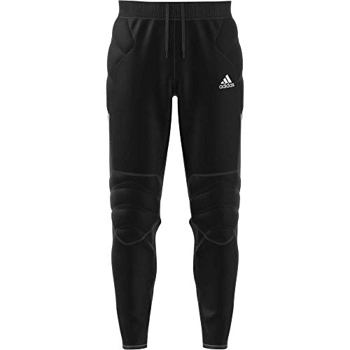 adidas Herren Tierro Goalkeeper Pant Torwarthose, Black, L
