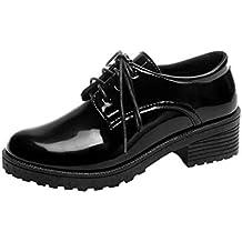 scarpe sportive dbd2f 83e87 Amazon.it: scarpe nere donna eleganti
